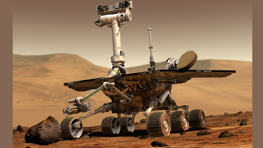 Spirit and Opportunity: Celebrating 10 years on Mars