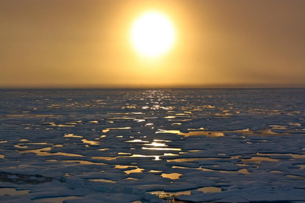 Environmentalists have criticised Shell's drilling plans in the Arctic Credit: NASA Goddard Space Flight Center's photostream/Flickr