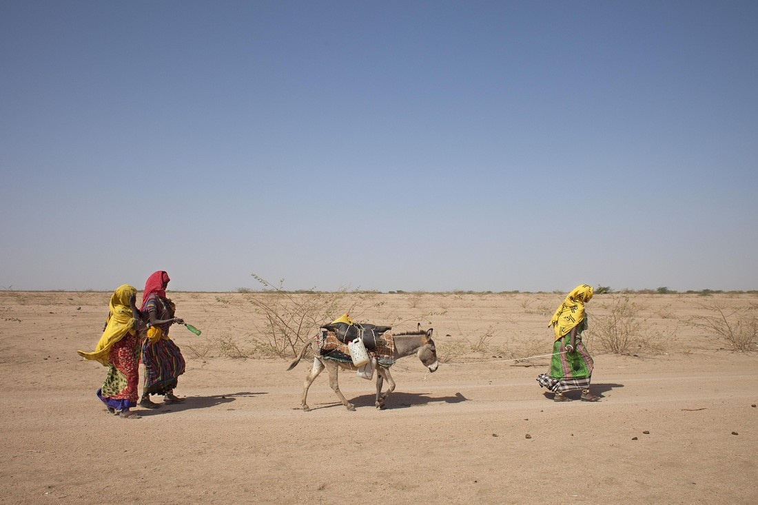 Ethiopia is facing its worst drought in decades