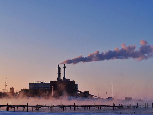 Aggressive cuts in emissions of SLCPs could avoid up to 0.6°C of warming by 2050. (Photo: Creative Commons)