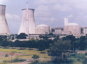 Kakrapar Atomic Power Station  Credit: Nukeworker.com