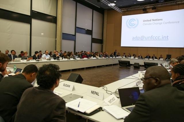 Keep us in the room, urge observers at Bonn climate summit