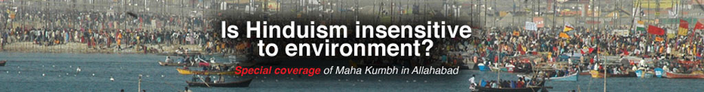 Is Hinduism insensitive to environment?