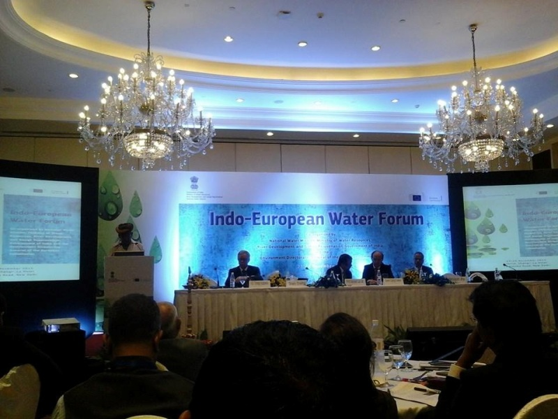 The water resources ministry has extended an open invitation to all European countries to come forward with solutions to clean the Ganga (Photo: Rashmi Verma)