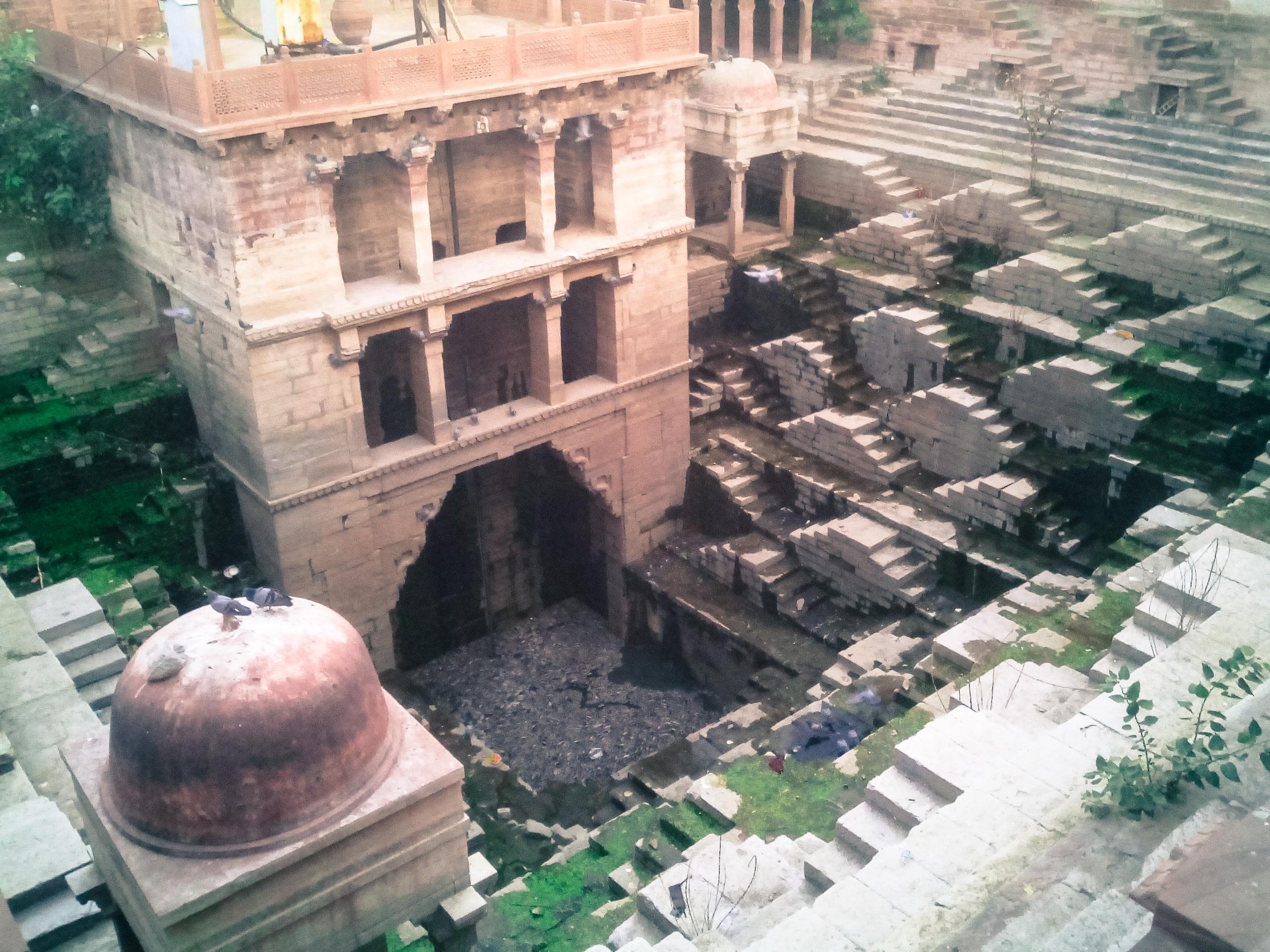 Rescuing the stepwells of Jodhpur