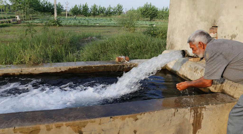 There is great regional disparity in the distribution of irrigated areas in India (Photo: Vikas Choudhary)