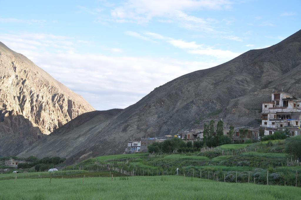 A view of Rumbak village  (Photo: Anand Jadhav/Lead India)