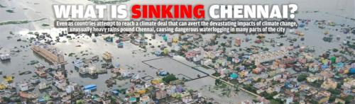 Why better sewage management in Chennai will help fight floods