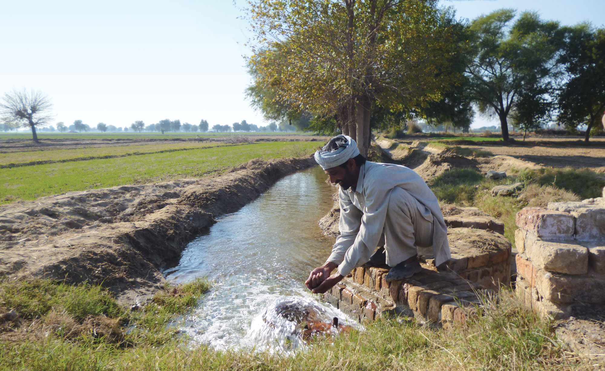 PMKSY has to provide irrigation facilities to roughly 47 million hectares of farmland