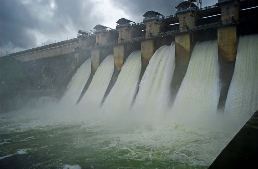 Water levels in India's major reservoirs deficient by 40 per cent