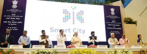 Centre inaugurates three ambitious urban development projects