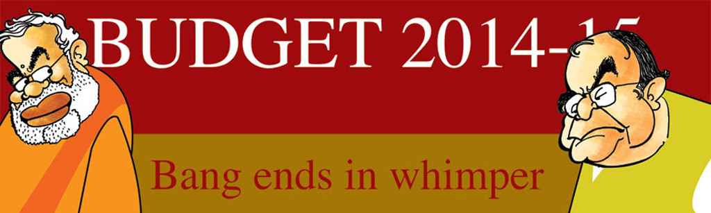Budget : 2014-15