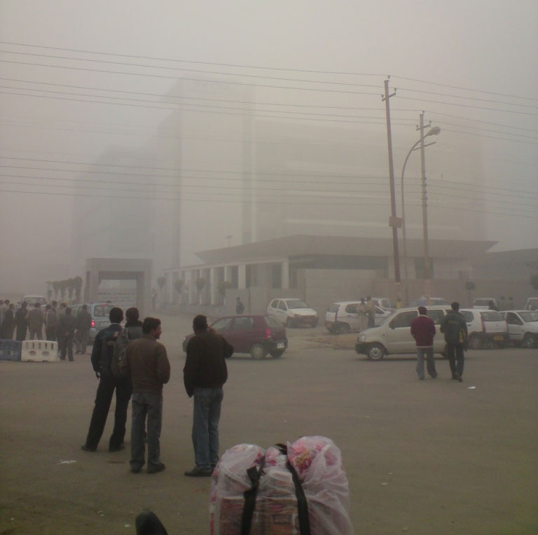 Why does Beijing value its citizens more than Delhi?