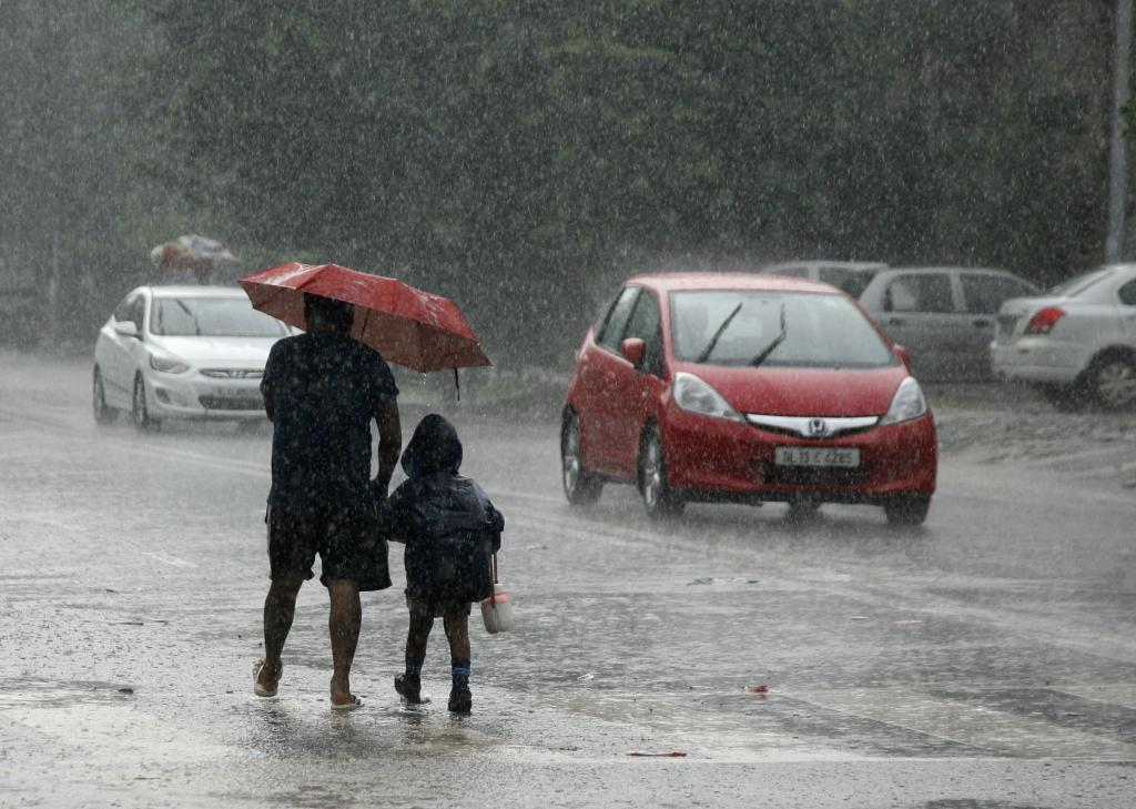According to the IMD predictions, the spatial distribution of monsoon is good, but parts of Tamil Nadu and Rayalseema may get slightly deficient rainfall Credit: Vikas Choudhary