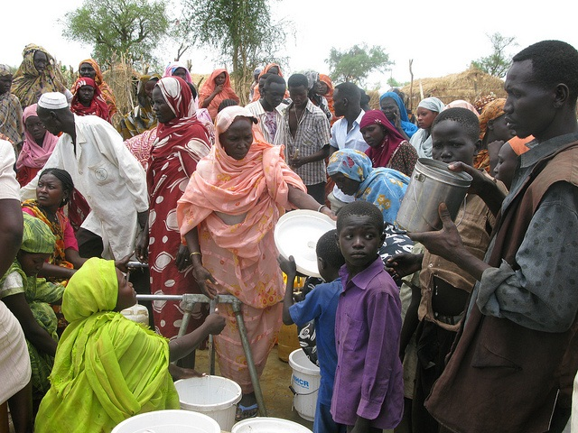 According to the UN, record-high food prices will affect the purchasing power of the people and worsen food insecurity levels in South Sudan Credit: DFID photostream/Flickr