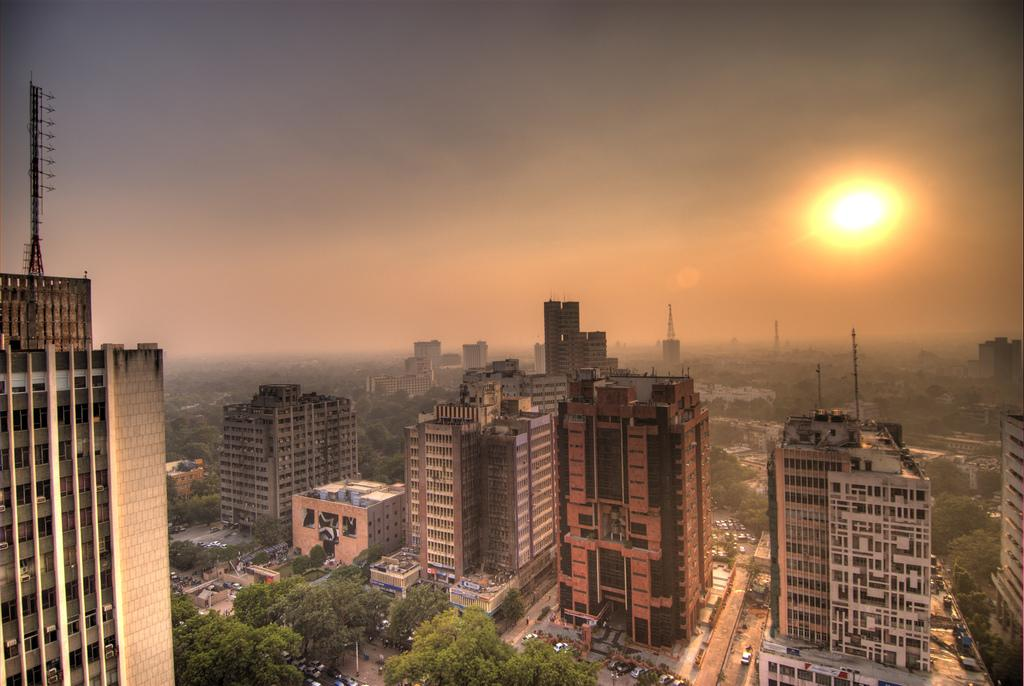 Delhi's air quality has become a cause of concern for the governing bodies as well as the residents. Credit: Ville Miettinen/Flickr