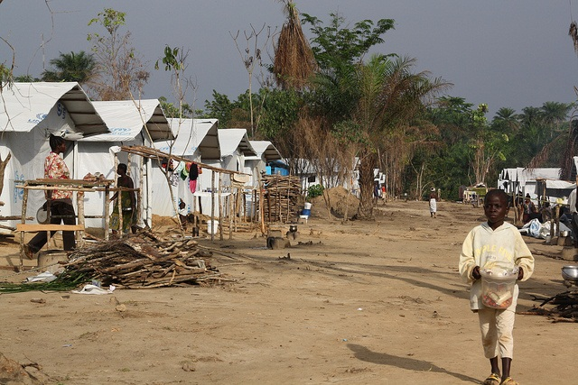 To tackle the spread of Ebola, researchers have advocated sustainable development in urban slums to reduce the risk of infection
