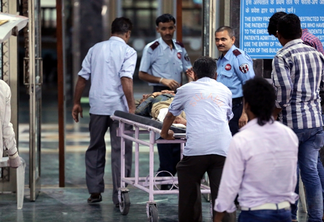 Twenty per cent of antibiotics are used in hospitals, while the rest 80 per cent are either prescribed by healthcare providers or purchased directly by consumers (Photo: Vikas Choudhary)