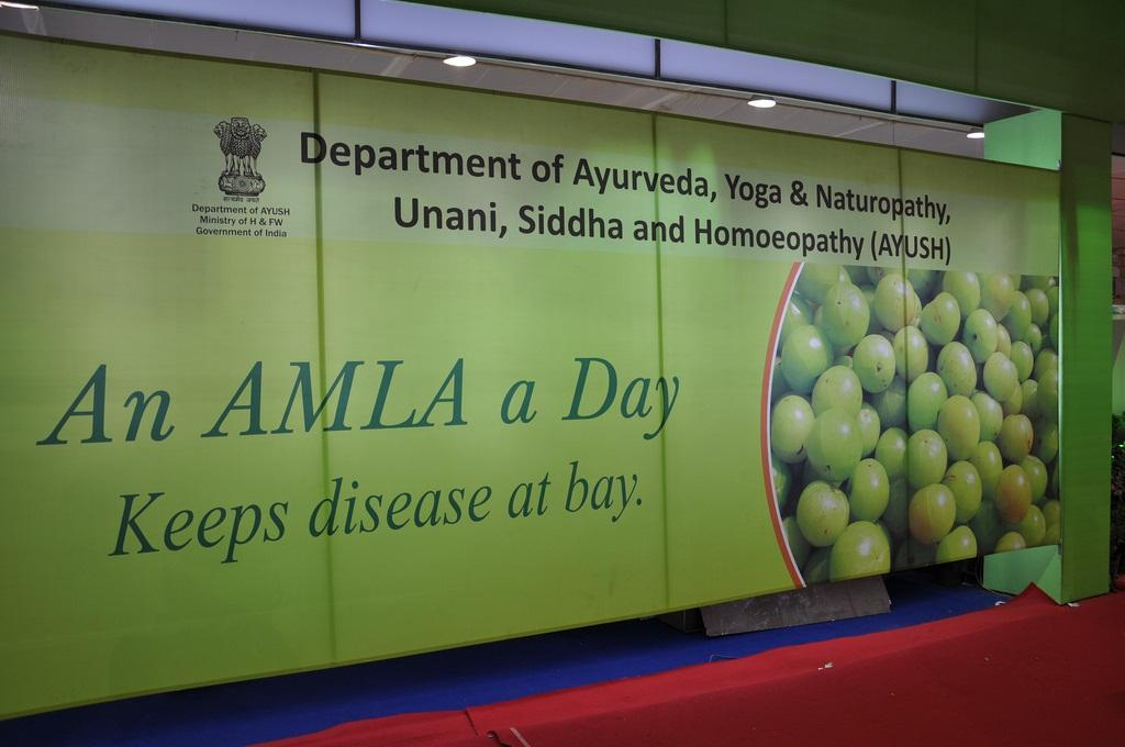 Amla is used in Indian traditional Ayurvedic recipes to treat a host of diseases