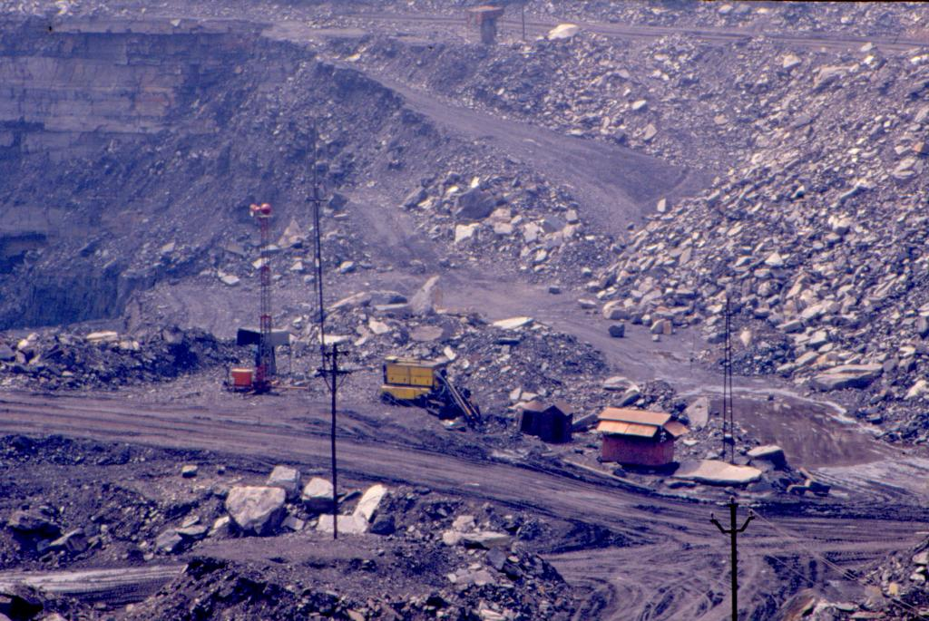 The move by the ministry is consistent with prior steps taken for diluting environmental clearance to facilitate mining Credit: Amit Shankar