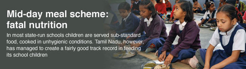 Mid-day meal scheme: fatal nutrition