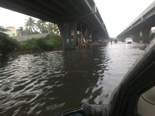 Why Chennai floods are a man-made disaster