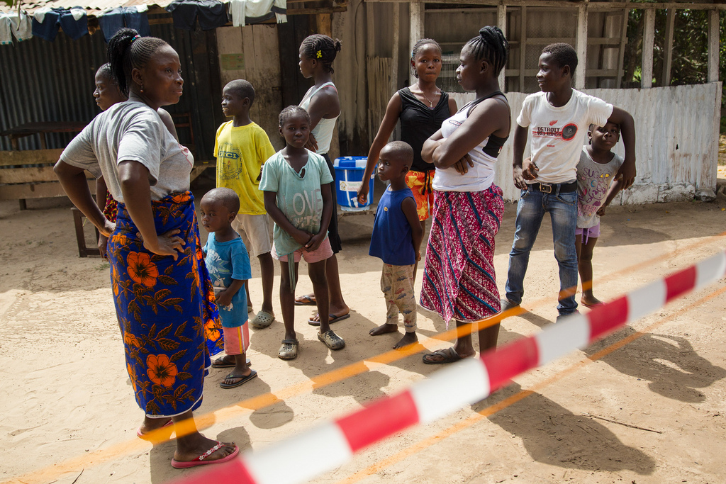 Ebola outbreak nears an end, but stigmas remain