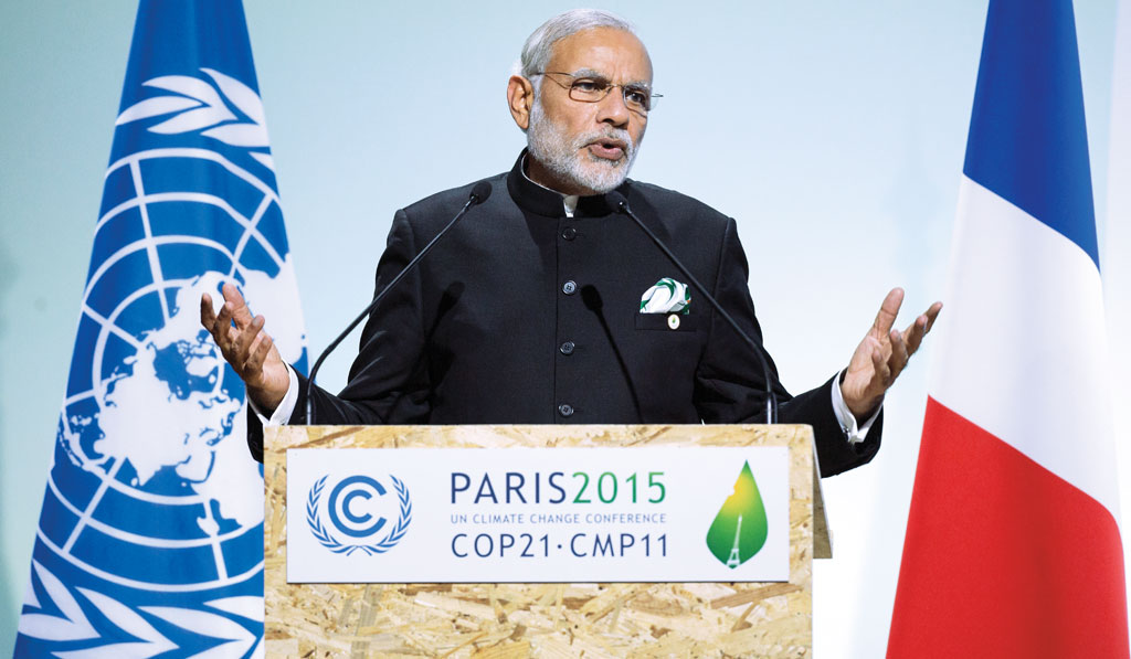 On November 30, Prime Minister Narendra Modi announced Global Solar Alliance, an alliance of nations and industry on expansion of solar energy use
