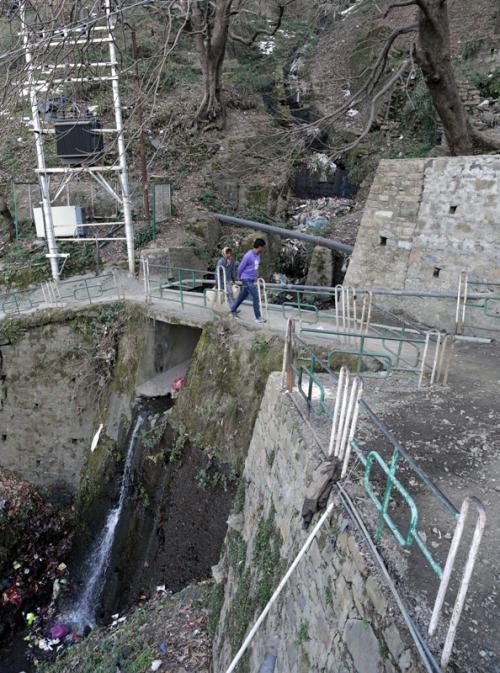 Sewage treatment plant failure leads to jaundice outbreak in Shimla