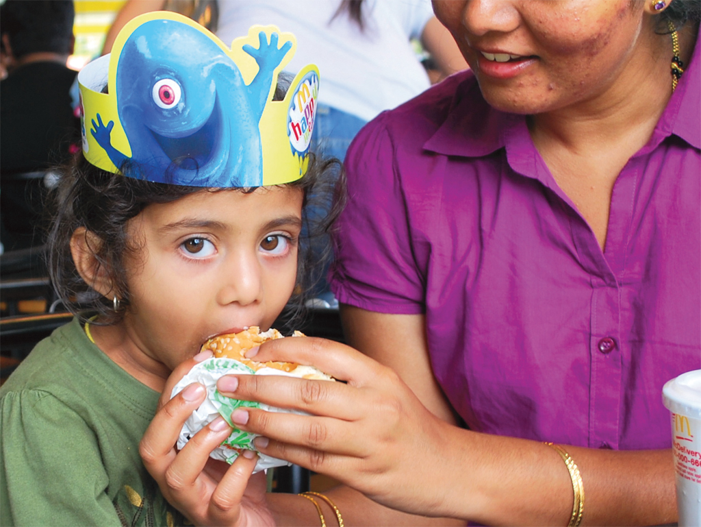 Low and middle income countries have seen greatest rise in obese children between 1990 and 2014: Report