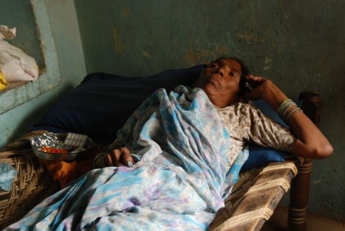 India continues to carry the highest burden for tuberculosis in the world (Samrat Mukharjee/CSE)