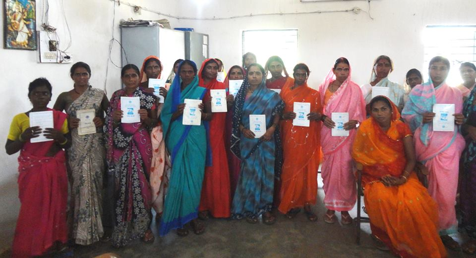 The implementation of employment guarantee has facilitated women empowerment in Piparvani (Swasti Pachauri)