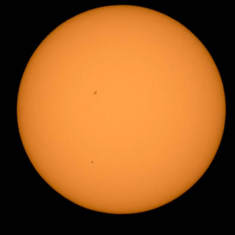 Mercury transit helps scientists study the planet