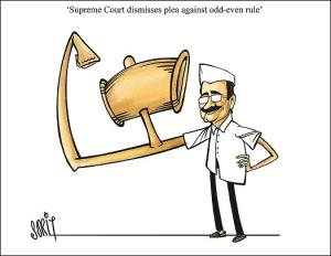 A shot in the arm for Delhi