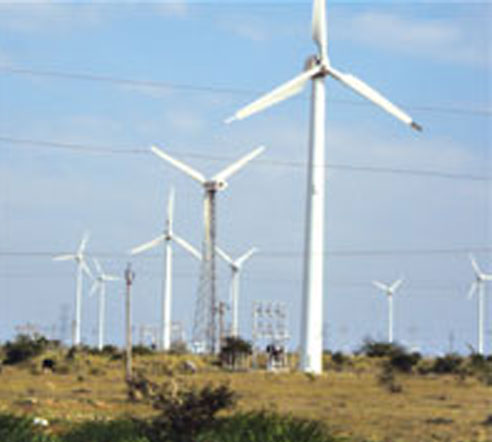 Growth of renewable energy in India