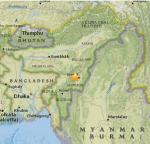 6.9 temblor strikes Indo-Myanmar border, tremors felt across east and Northeast India