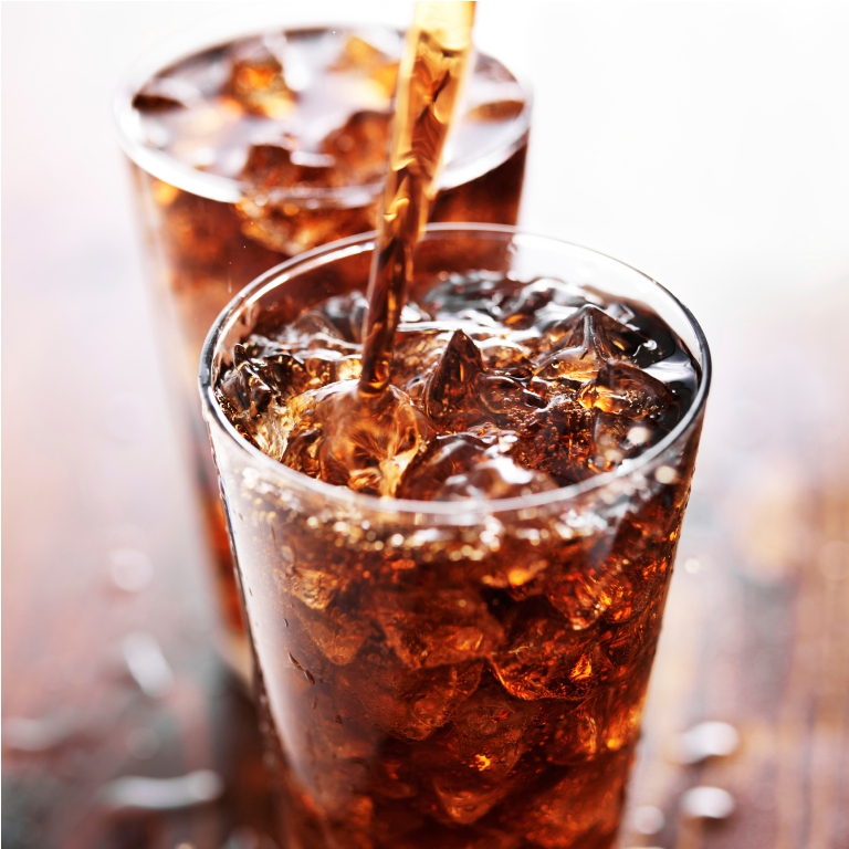 Even the small packs of these beverages can significantly exhaust the RDA limit of 30g for sugar (Photo credit: Thinkstock)