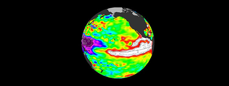 A 'Godzilla' El Niño to disrupt the world in 2016