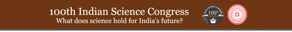 100th Indian science congress