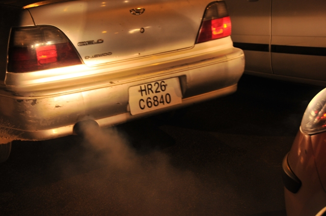 PUC cannot prevent emissions frauds or poor emissions performance of advanced emissions control systems on roads, especially diesel vehicles (Photo: Meeta Ahlawat)