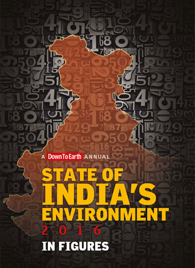 The State Of India's Environment 2016 : In Figures (e-book)