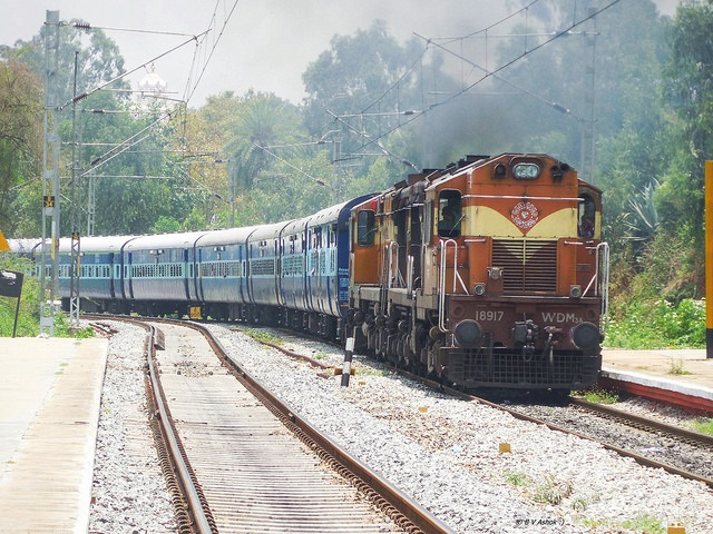 Since railways fall outside the purview of the EIA, public interest litigations are rejected in the court of law
