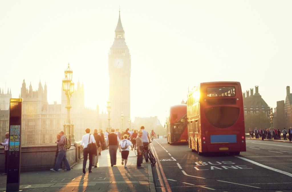 London is one of the most polluted cities for black carbon in Europe (Photo: Thinkstock)