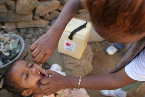 Africa on its way to becoming a polio-free continent