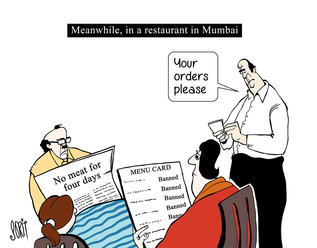 Meat ban: When politics invades your dinner table