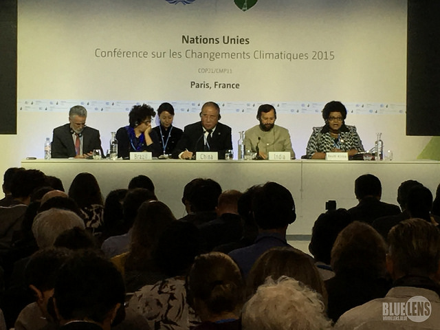 Taking stock of the Paris climate debate