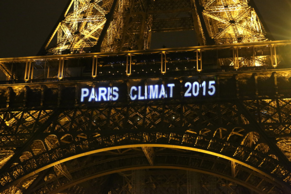 Paris Agreement adopted, countries whimper 'hooray'