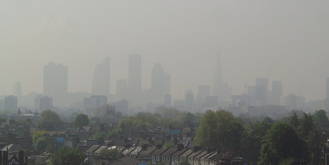 Nearly 23 per cent of the global carbon dioxide emissions in 2004 were traded internationally, primarily from China (Photo: Flickr)