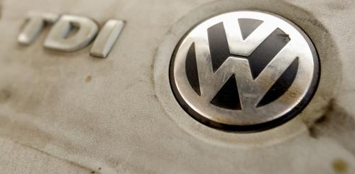 Where were the whistleblowers in the Volkswagen emissions scandal?