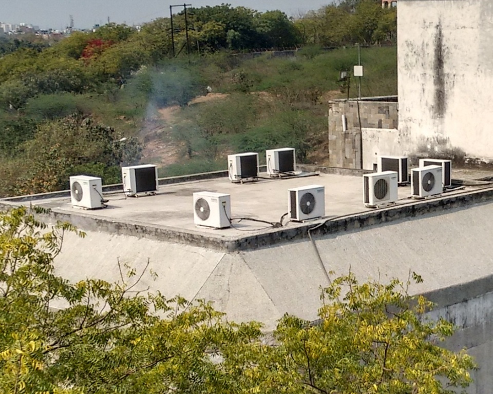 Increasing demand for Air conditioning and refrigeration sector in India, Photo credit: Rakesh Kamal